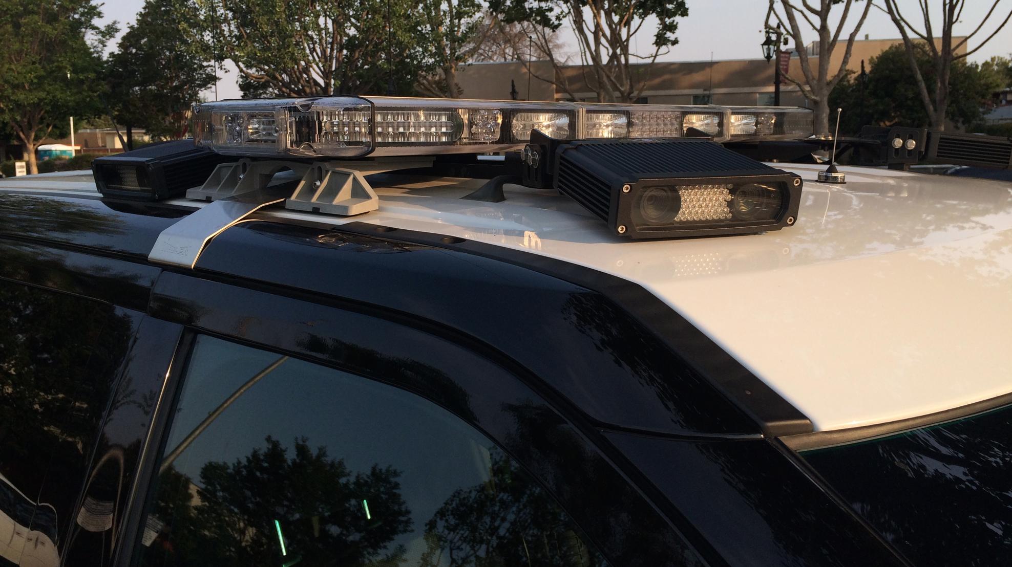 California Highway Patrol Bought 216 Vigilant Video License Plate